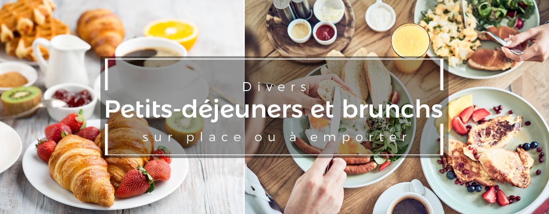 petits déjeuners et brunchs à la place du Chatelain à Bruxelles